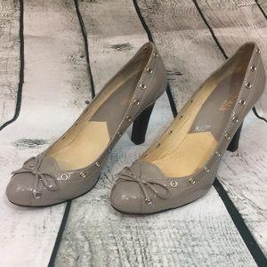 Michael Kors gray heels